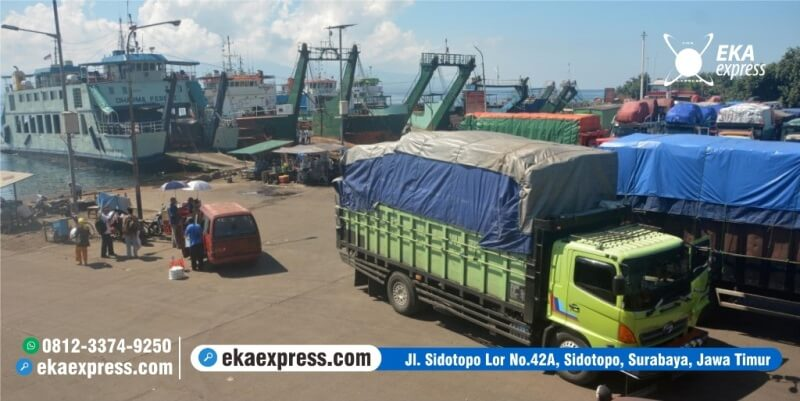 Jasa Ekspedisi Murah Surabaya Bandar Lampung, Tanjungpinang