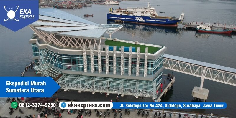 Ekspedisi Surabaya Ke Sumatera Utara Terbaik