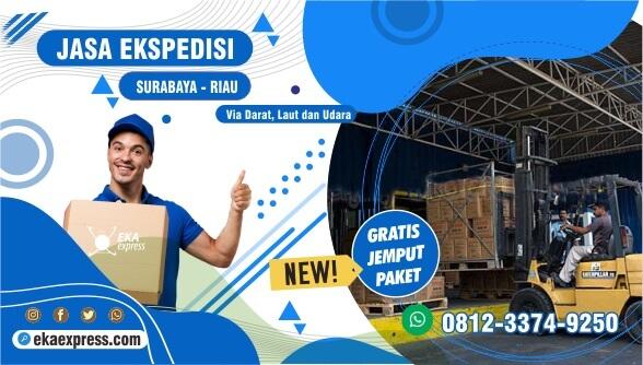 Ekspedisi Murah Surabaya Indragiri Hilir Terbaik WA 0812-3374-9250